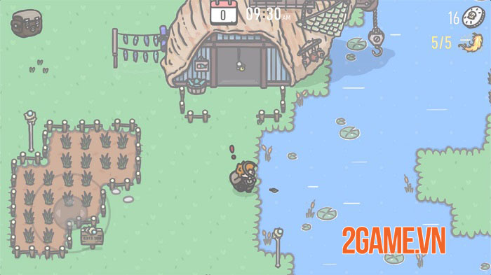 TinyVale - Game nhập vai đồ họa phong cách truyện tranh vẽ tay siêu dễ thương 0