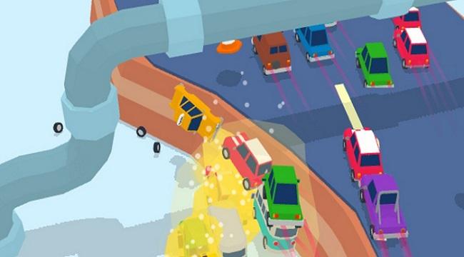 Tựa game mobile lái xe kỳ quặc Mad Cars chính thức ra mắt hôm nay