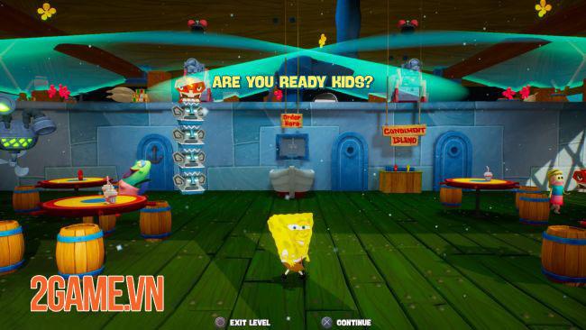 SpongeBob SquarePants: Battle for Bikini Bottom - Phiên bản remake sắp ra mắt mobile 0