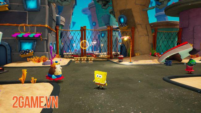 SpongeBob SquarePants: Battle for Bikini Bottom - Phiên bản remake sắp ra mắt mobile 1