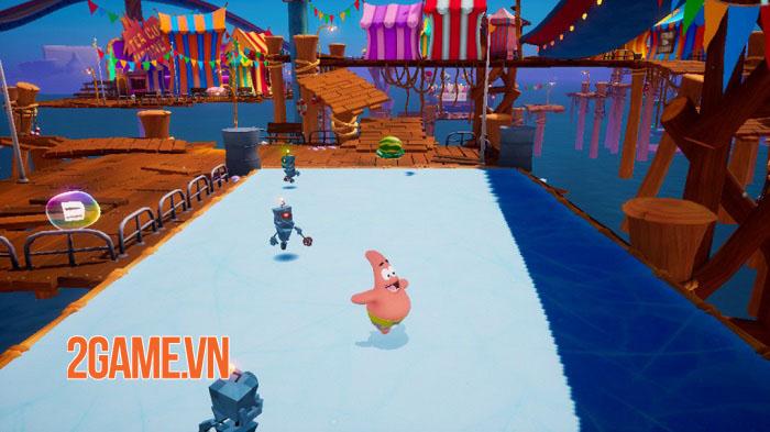 SpongeBob SquarePants: Battle for Bikini Bottom - Phiên bản remake sắp ra mắt mobile 2