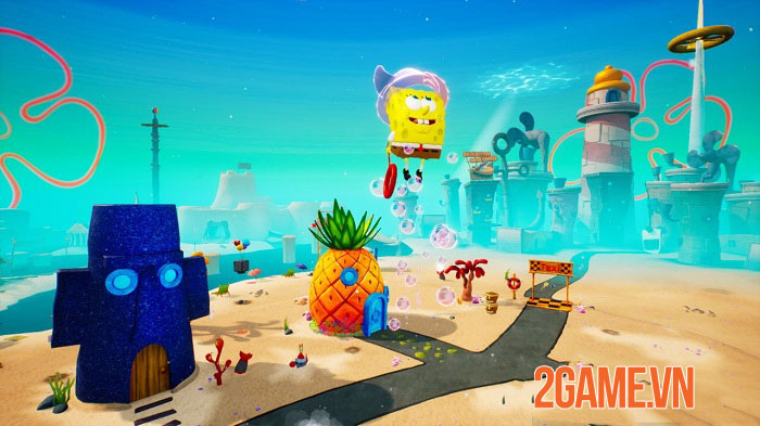 SpongeBob SquarePants: Battle for Bikini Bottom - Phiên bản remake sắp ra mắt mobile 3