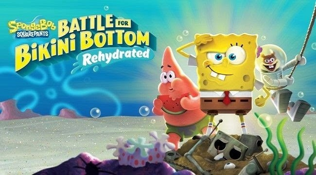 SpongeBob SquarePants: Battle for Bikini Bottom – Phiên bản remake sắp ra mắt mobile