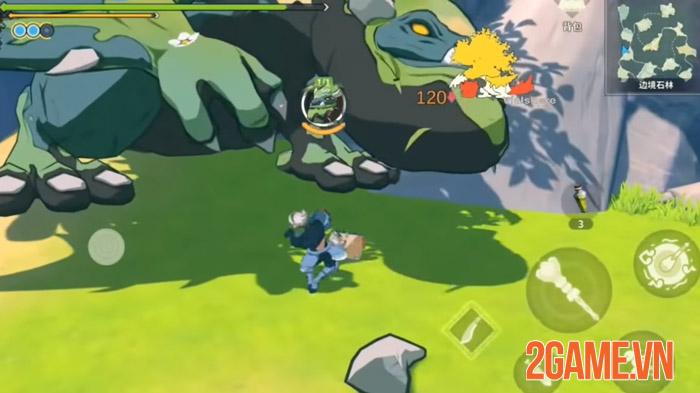 Time to Hunt - Monster Hunter - Luồng gió mới của game thủ mobile 1