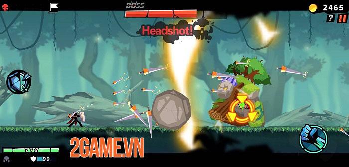 Stickman Master II: Dark Earldom - Game người que chiến đấu rogue-like 1