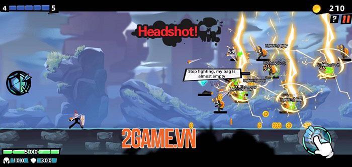 Stickman Master II: Dark Earldom - Game người que chiến đấu rogue-like 3