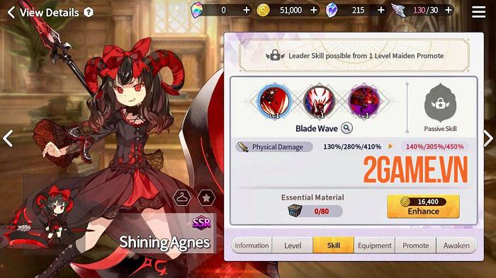 Shining Maiden - Game thẻ bài anime với cơ chế chiến đấu thú vị 4
