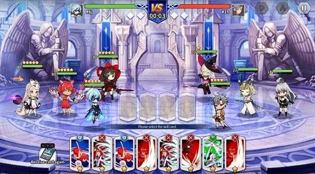 Shining Maiden – Game thẻ bài anime với cơ chế chiến đấu thú vị