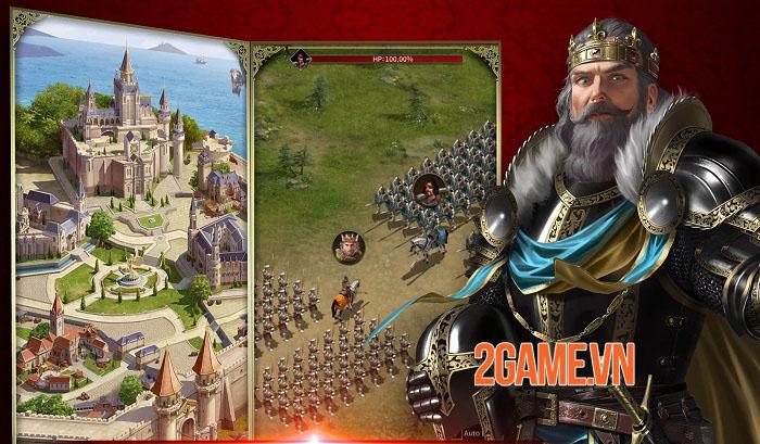 THE LORD - Game chiến thuật với những trận chiến đậm chất hành động 0