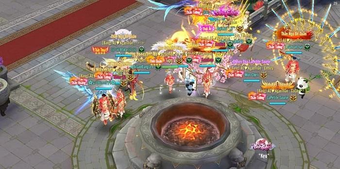 Cực Phẩm Võ Học mùa 7 trở lại: Tình Kiếm 3D mang thế giới võ học đến với game thủ 2