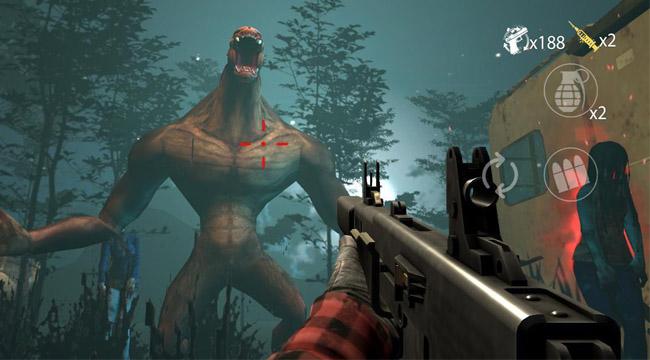 Zombie Hunter D-Day – thỏa sức tung hoành giữa bầy xác sống