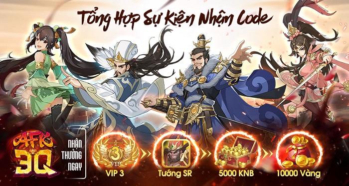 AFK 3Q - Đế Vương Thiên Hạ chính thức trình làng hôm nay 2