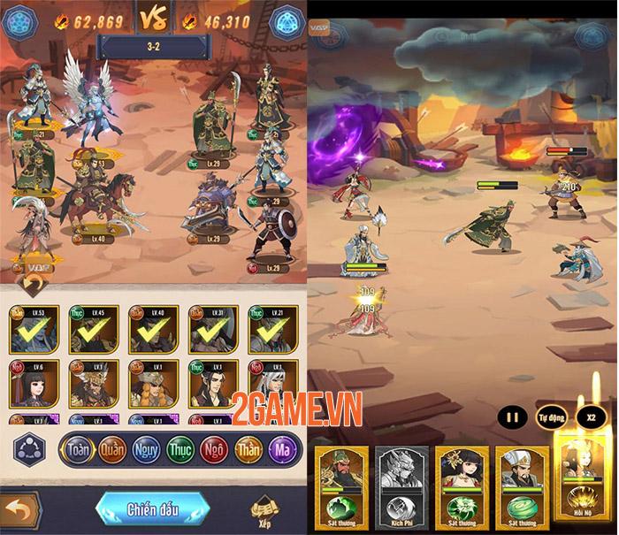 Trải nghiệm AFK 3Q - Đế Vương Thiên Hạ: Tận hưởng lối chơi Idle đầy mới lạ 0