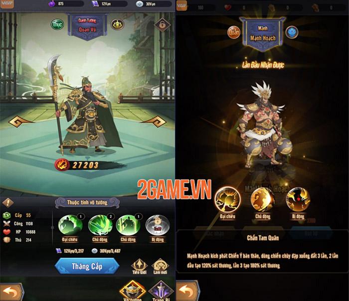 Trải nghiệm AFK 3Q - Đế Vương Thiên Hạ: Tận hưởng lối chơi Idle đầy mới lạ 1