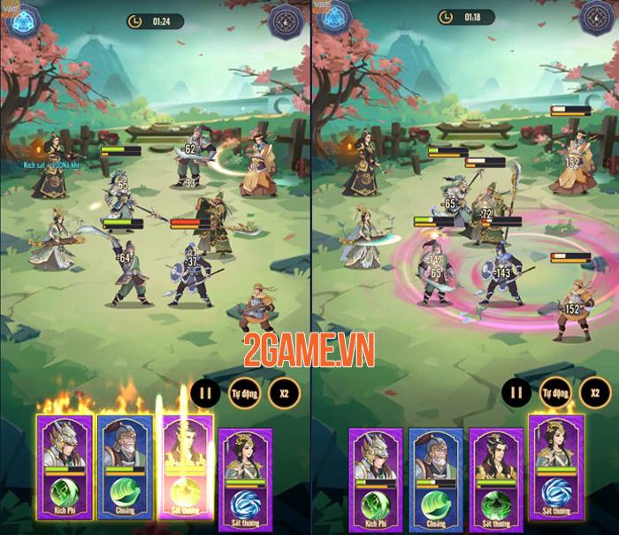 Trải nghiệm AFK 3Q - Đế Vương Thiên Hạ: Tận hưởng lối chơi Idle đầy mới lạ 2