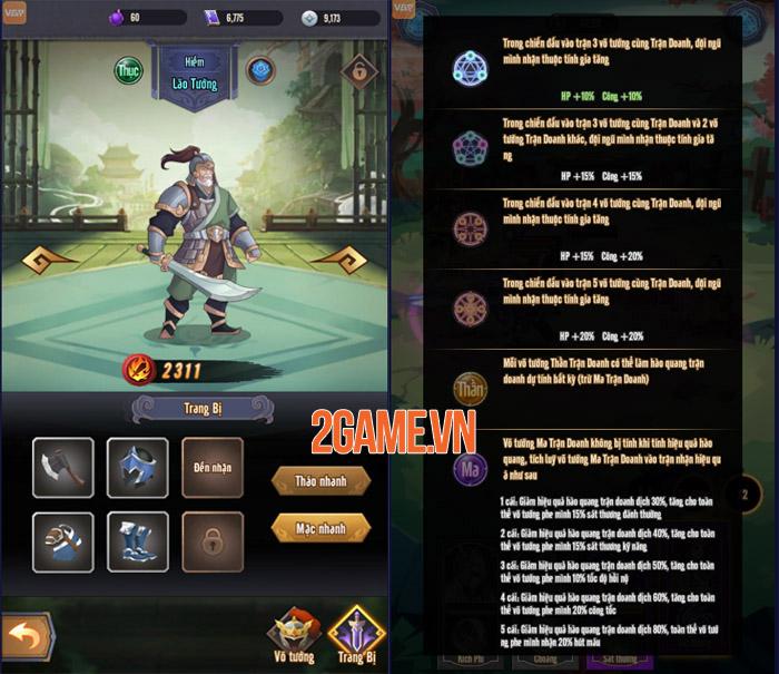 Trải nghiệm AFK 3Q - Đế Vương Thiên Hạ: Tận hưởng lối chơi Idle đầy mới lạ 3