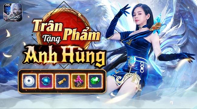 Tặng 600 giftcode game Thần Vương Nhất Thế