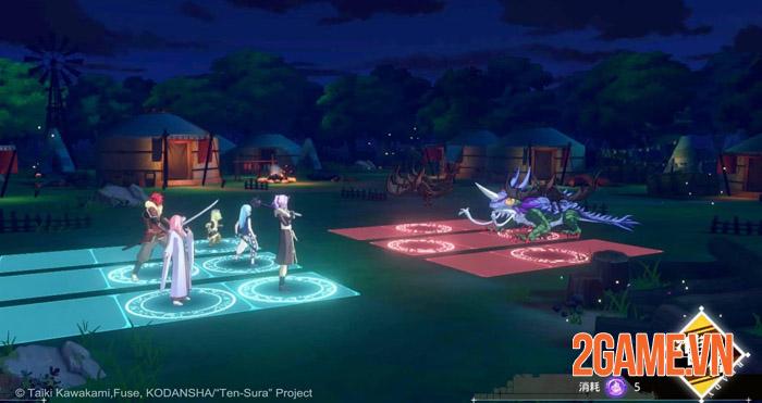 Tensura: King of Monster Mobile - Cuộc chiến của những vị thần 1