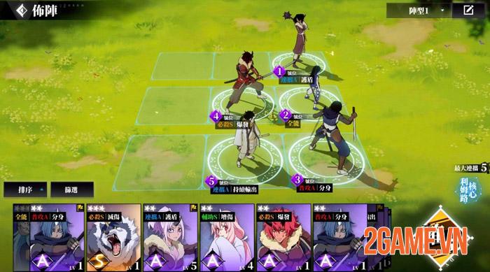 Tensura: King of Monster Mobile - Cuộc chiến của những vị thần 3