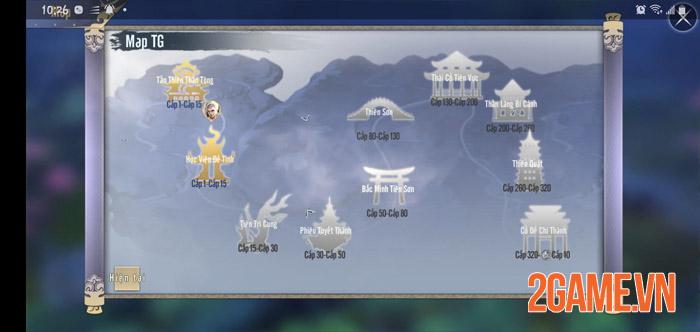 Thần Vương Nhất Thế Mobile - Trải nghiệm bom tấn ngày đầu ra mắt 1