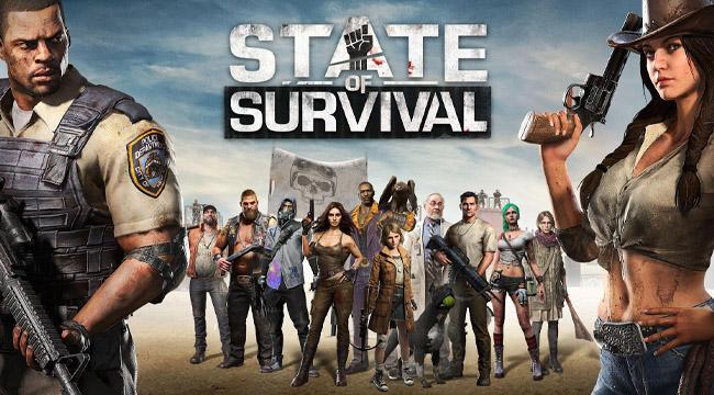 State of Survival Funtap – 3 đời nhà tôi chuyên diệt xác sống