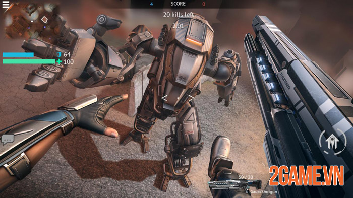 Infinity Ops: Online FPS Cyberpunk Shooter - Khai mở tương lai 3