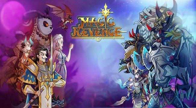 Magic Revenge: Game nhập vai hành động phong cách thần thoại