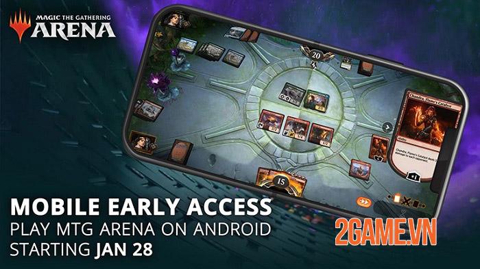 Magic: The Gathering Arena Mobile sẽ ra mắt cuối tháng này cho Android 2
