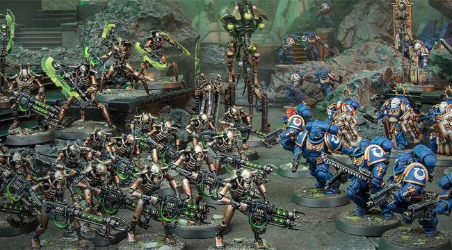 Warhammer 40000: Lost Crusade – Trải nghiệm cảm giác thống trị thiên hà
