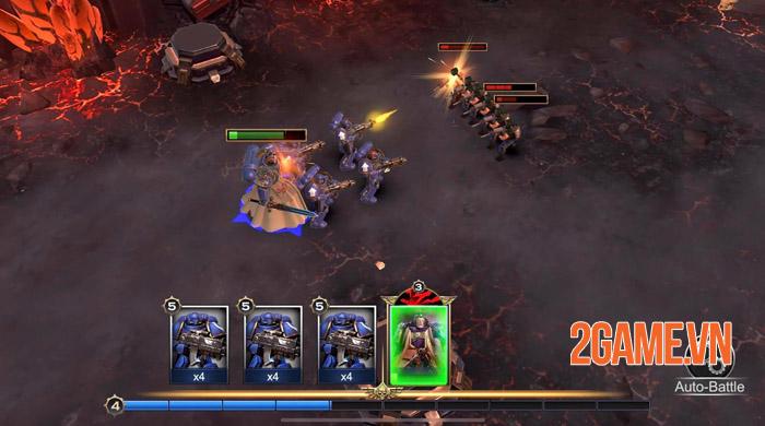 Warhammer 40000: Lost Crusade - Trải nghiệm cảm giác thống trị thiên hà 4