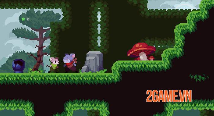 Micetopia - Game hành động phong cách nghệ thuật pixel sắp ra mắt 1