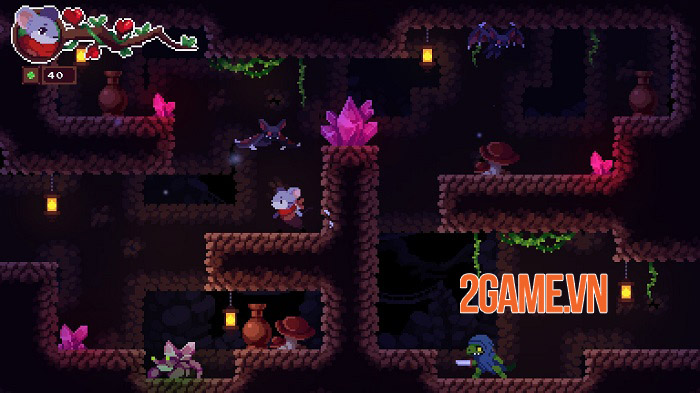 Micetopia - Game hành động phong cách nghệ thuật pixel sắp ra mắt 2
