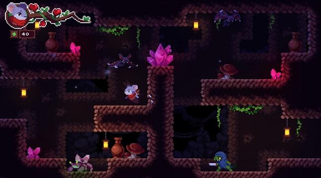 Micetopia – Game hành động phong cách nghệ thuật pixel sắp ra mắt