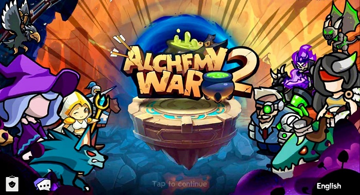 Alchemy War 2: The Rising - Quỷ Vương trở lại với lối chơi chiến thuật hơn 0