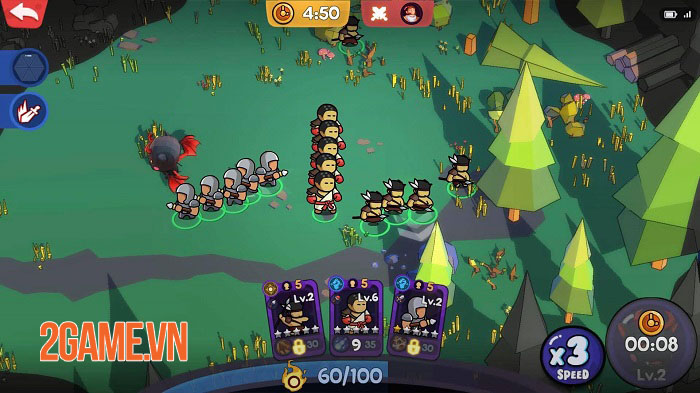 Alchemy War 2: The Rising - Quỷ Vương trở lại với lối chơi chiến thuật hơn 2