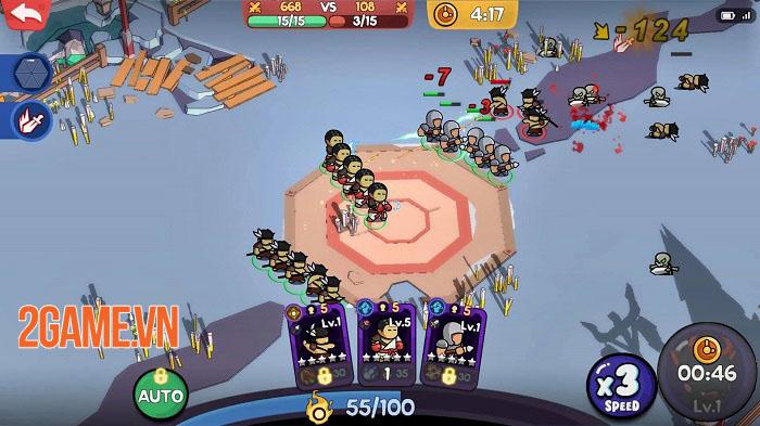 Alchemy War 2: The Rising - Quỷ Vương trở lại với lối chơi chiến thuật hơn 3