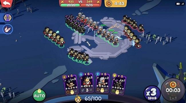 Alchemy War 2: The Rising – Quỷ Vương trở lại với lối chơi chiến thuật hơn