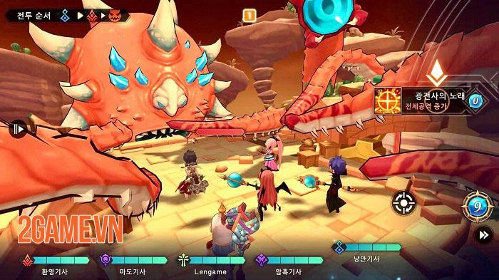 Knightcore Universal - Game nhập vai xuất sắc trong nội dung và chất lượng 0