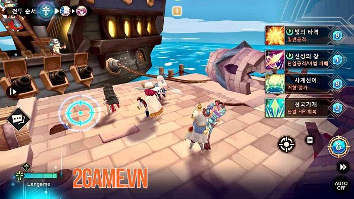 Knightcore Universal - Game nhập vai xuất sắc trong nội dung và chất lượng 1