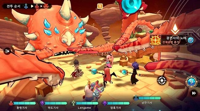 Knightcore Universal – Game nhập vai xuất sắc trong nội dung và chất lượng