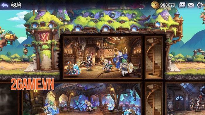 Luna Discordia - Game nhập vai có cốt truyện sinh động, hài hước 1