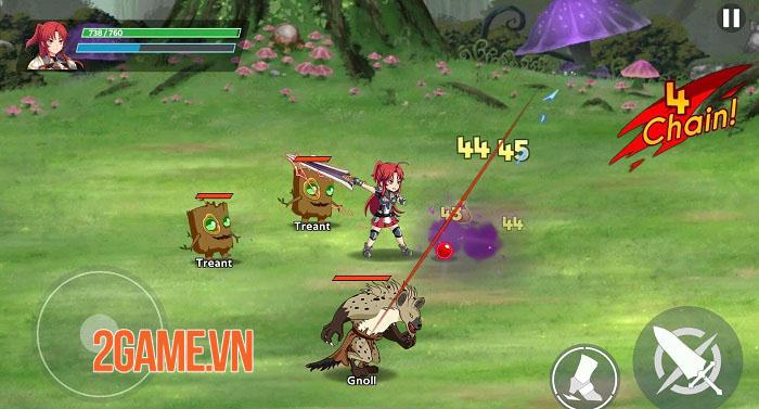 Soul Spira - Game nhập vai hành động cuộn cảnh 2D được di chuyển tự do 2