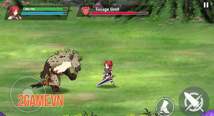Soul Spira - Game nhập vai hành động cuộn cảnh 2D được di chuyển tự do 4