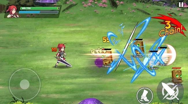 Soul Spira – Game nhập vai hành động cuộn cảnh 2D được di chuyển tự do