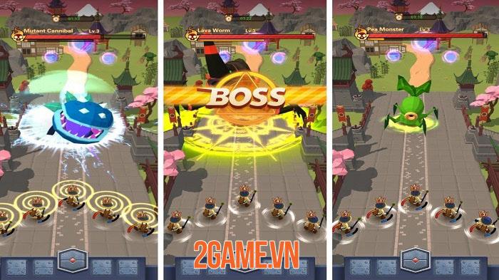 Super Heroes TD - Game chiến thuật với lối chơi nhàn rỗi, dễ dàng và vui vẻ 3