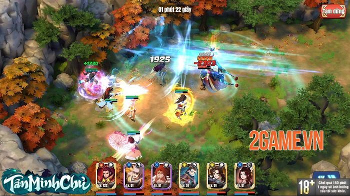 Tân Minh Chủ - Dự án game chiến thuật Kim Dung có 'gia phả' cực khủng 0