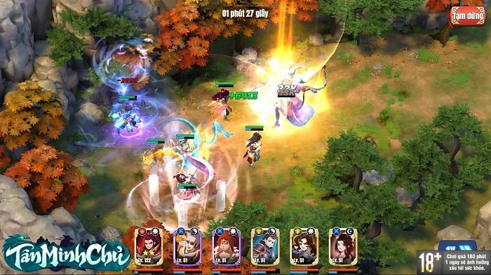 Tân Minh Chủ - Dự án game chiến thuật Kim Dung có 'gia phả' cực khủng 1