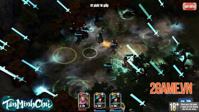 Tân Minh Chủ - Dự án game chiến thuật Kim Dung có 'gia phả' cực khủng 5