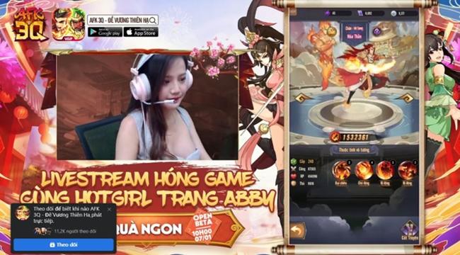 AFK 3Q – Đế Vương Thiên Hạ: Thiên đàng kiếm 'gấu' mùa đông này