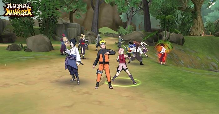 Thiếu Niên Nhẫn Giả: Khi thế giới ninja chứa đựng tuổi thơ tái hiện trong một siêu phẩm 1